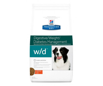 Hills Dog PD Canine W/D