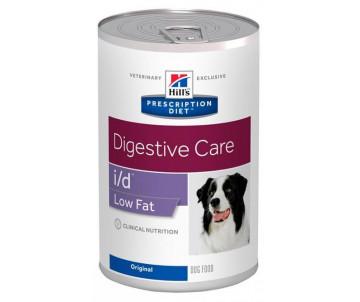 Hills Dog PD Canine I/D Low Fat Wet