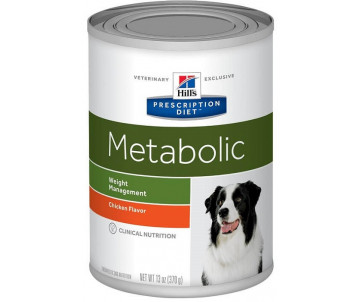Hills Dog PD Canine Metabolic Wet