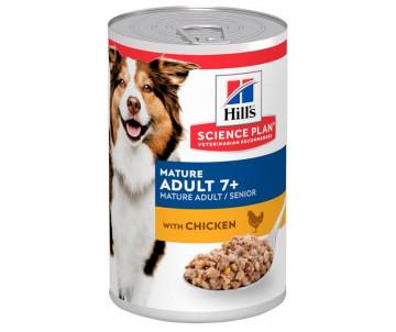 Hills Dog Science Plan Mature Adult 7+ Chicken Wet