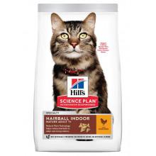 Hills Cat Adult Science Plan Mature Hairball Indoor