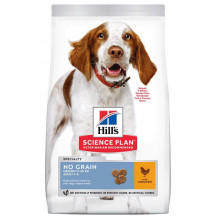 Hills Dog Adult Science Plan No Grain Medium