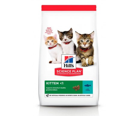 Hills Cat Science Plan Kitten Tuna