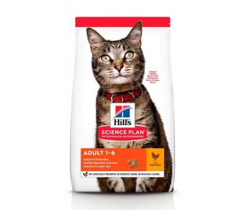 Hills Cat Science Plan Adult Chicken