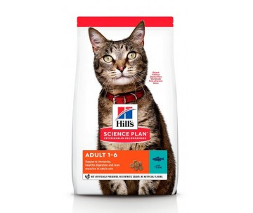 Hills Cat Science Plan Adult Tuna