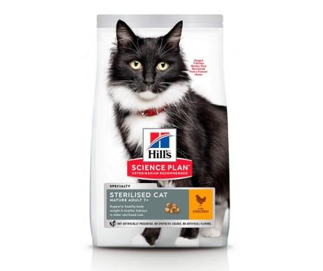 Hills Cat Science Plan Mature Sterilised