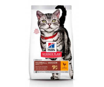 Hills Cat Science Plan Adult Hairball&Indoor