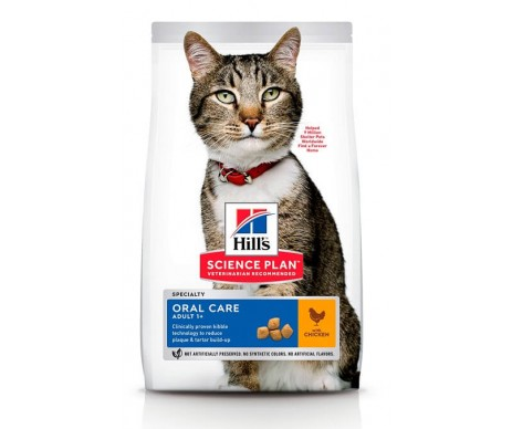 Hills Cat Adult Science Plan Oral Care