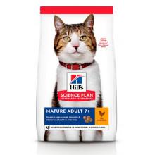 Hills Cat Science Plan Mature Adult 7+ Chicken