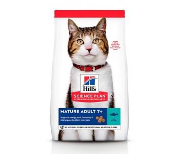 Hills Cat Science Plan Mature Adult 7+ Tuna