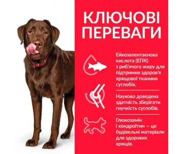 Hills Dog Adult Science Plan Healthy Mobility Large Breed