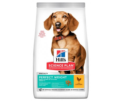 Hills Dog Science Plan Adult Perfect Weight Small&Mini