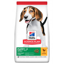 Hills Dog Science Plan Puppy Medium Chicken