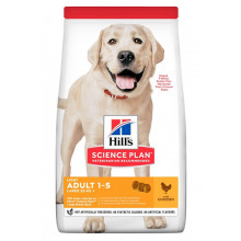Hills Dog Adult Science Plan Light Large Breed