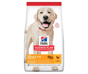 Hills Dog Adult Science Plan Light Large Breed