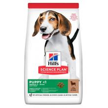 Hills Dog Science Plan Puppy Medium Lamb Rice