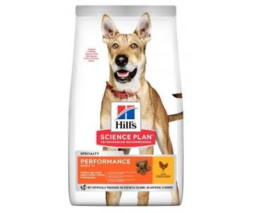 Hills Dog Adult Science Plan Performance Chicken