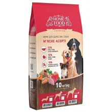 Home Food Dog Adult Mini Meat Assorted