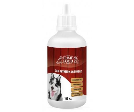 Home Food Масло Антиверм для собак