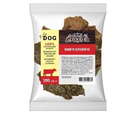 Home Food Вымя говяжье для собак