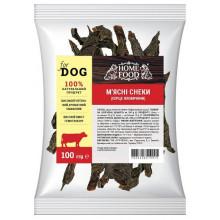Home Food Чипсы мясные (сердце говядины) для собак