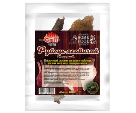 Home Food Рубец говяжий для собак