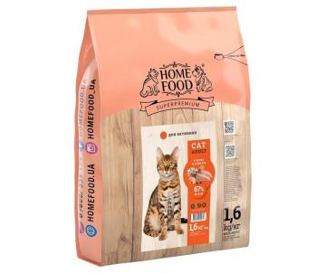 Home Food Cat Adult Chicken Shrimp