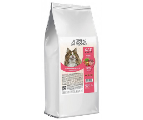 Home Food Cat Adult Hairball Control