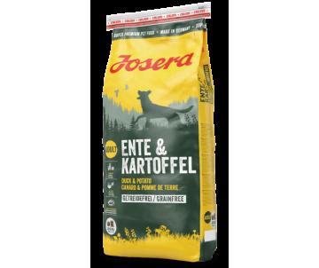 Josera Dog Adult ENTE KARTOFFEL