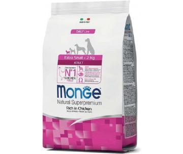 Monge Dog ExtraSmall Adult Chicken Rice