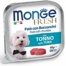 Monge Dog Fresh Tuna Wet