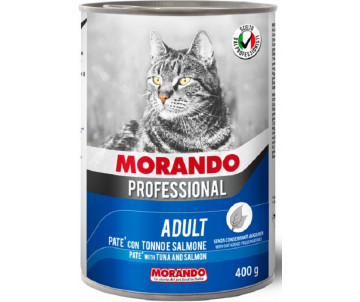 Morando Professional Cat Adult Tuna salmon Pate