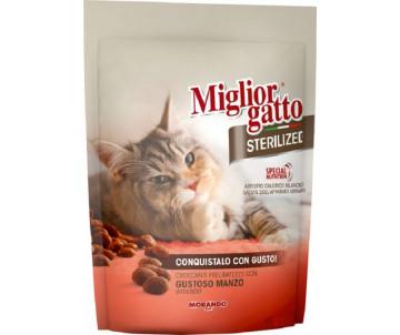 Morando MigliorGatto Cat Adult Sterilized Veal