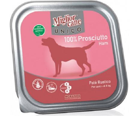 Morando MigliorCane Dog Adult Unico only Ham Wet
