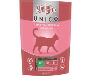 Morando MigliorGatto Unico only Ham cat