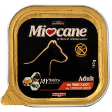 Morando MioCane Adult with Chicken and Carrots dog