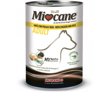 Morando MioCane with Chicken and rice