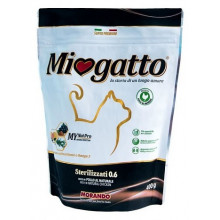 Morando MioGatto Cat Adult Sterilised Chicken