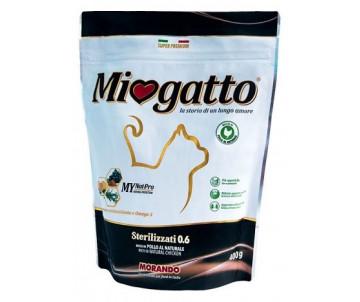Morando MioGatto Cat Adult Sterilised Chicken