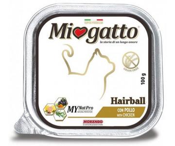 Morando MioGatto Cat Adult Hairball Pate
