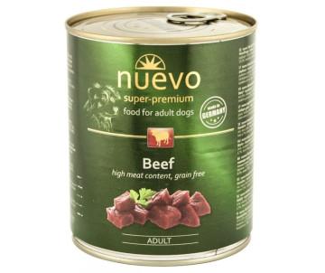 Nuevo Dog Adult Beef