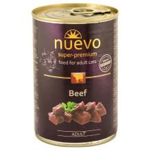 NUEVO Cat Adult Beef Wet