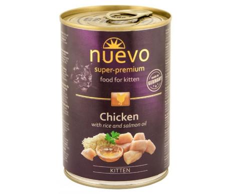 NUEVO Cat Kitten Chicken Wet