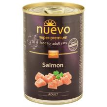 NUEVO Cat Adult Salmon Wet