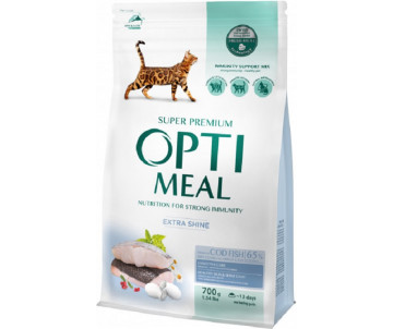 Optimeal Cat Adult Cod Fish