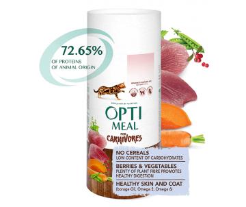 Optimeal Cat Adult Grain Free Duck Vegetables