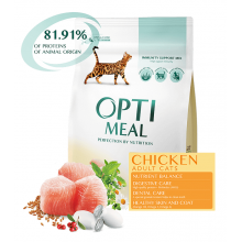 Optimeal Cat Adult Chicken