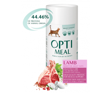 Optimeal Cat Adult Lamb Sensitive