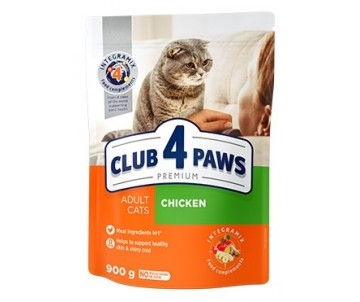 Club 4 Paws Cat Premium Chicken