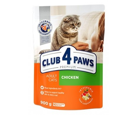 Club 4 Paws Cat Adult Premium Chicken
